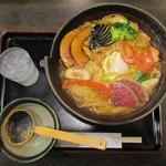 106365209 - 野菜カレー煮込み 1,100円(税別)。     2019.04.23