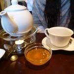 ビリオン珈琲 - ゆず茶