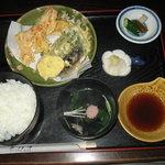 10637839 - 天ぷら定食