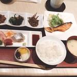 鮨・割烹 花絵巻 - 和膳800円♪