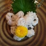 彦八 - 京都の夏はハモ落し