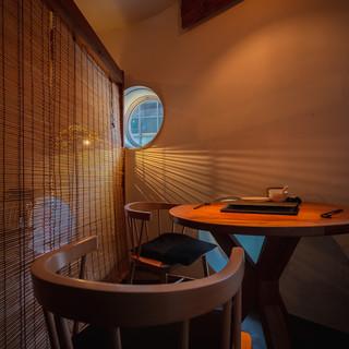 個室あり◆銀座の隠れ家【黒猫夜】は、ホッと和む中国の一軒家風