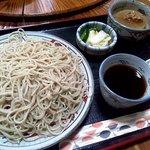 恵比寿屋酒店 - 料理写真:もりそば 大盛