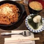 VIVO - スパゲティセット580円