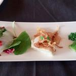 銀座 ポルトファーロ - 前菜