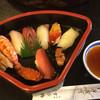 すし梅 - 料理写真:特上すし 2600円(税込)