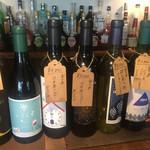 106384628 - 富山産のワイン達♡