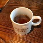 KICKS - ランチにつくフリーコーヒー