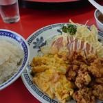 大観亭 - 大観定食