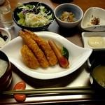Umekisanchinodaidokoro - おすすめ定食