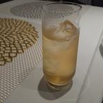 ル レストラン マロニエ - 白ぶどうジュース600円