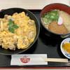 つばき - 料理写真:親子丼定食+丸天