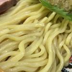 へべれ家 - 麺アップ