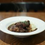 ビストロ プーフェ - 牛ほほ肉のコトコト5時間赤ワイン煮込み demi☆