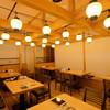 炭火焼・寿司 海鮮つるべ - 内観写真:
