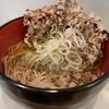 おくとね - 料理写真:舞茸天そば(450円)