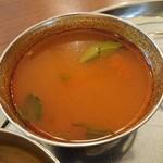 南インドキッチン - ○+Rassam
