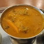 南インドキッチン - ○Veg Curry