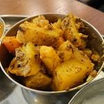 南インドキッチン - ○+Poriyal