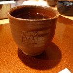 ゆう生庵 - ☆温かいお茶を頂きましたぁ☆