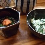竹駒 - ナマコと白和え