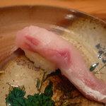 森しげ - ☆のどぐろちゃんの昆布〆は味わいがGood!!☆