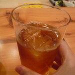 森しげ - ☆まずはウーロン茶で乾杯をして(*^^)v☆