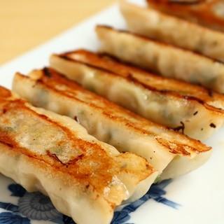 西安名物焼き餃子