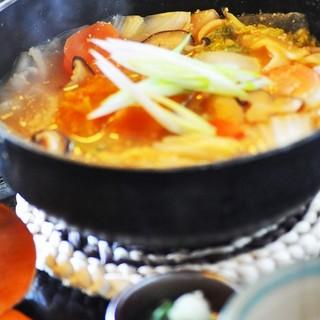 山梨の郷土料理『ほうとう』が大人気