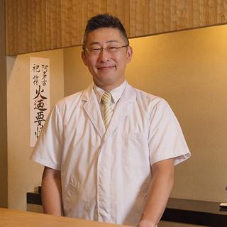 榊原俊徳氏(サカキバラトシノリ)─天ぷらのみで勝負する矜持