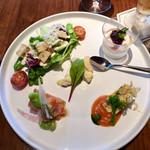 THE FUJIYA GOHONJIN - 前菜