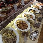 10641634 - 料理台(アーリークリスマスブッフェ)