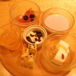 はーべすと イオン秋田 - デザート各種