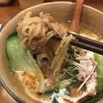 串まる - 麺