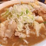 まると - 肉野菜味噌
