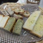 10642477 - サビエルカンパーナのパン