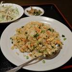 Yoka - セットの炒飯