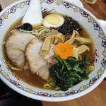 なにや - 中国麺(五色麺)
