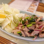 旅人シェフのタイ食堂 KHAO - ナムトックムー