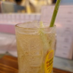 旅人シェフのタイ食堂 KHAO - レモングラス酎ハイ