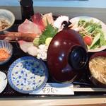 106422910 - 海鮮丼1,400円(税込)