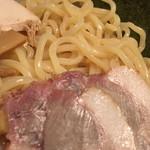秋葉原つけ麺 油そば 楽 - 麺が好み