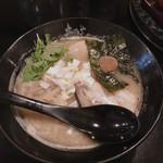 麺やケイジロー - 鶏白麺