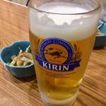 味里 - ドリンク写真:生ビール