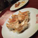 慶珍楼 - 焼き餃子