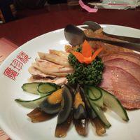 慶珍楼-4種冷菜盛り合わせ