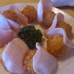 華正樓 - 華正樓 鎌倉店 白身魚のすり身の揚物