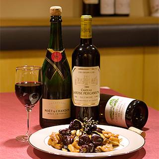 中華料理×ワイン。組み合せの妙が織りなす心地よいマリアージュ