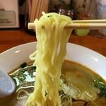 里山の食事処 山小屋亭 - 菅平の高地で製麺熟成したもちもち感とコシのある麺