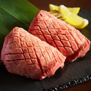 【ド定番!】牛タン専門店の牛タン料理
